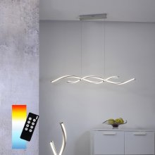 LED Pendelleuchte Q®-Malina, Smart Home CCT